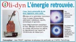 3.3 - La Dynamisation Oli-dyn