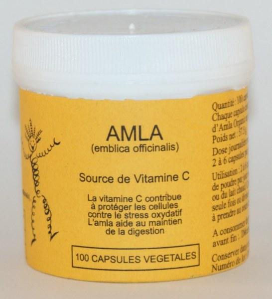 AMLA - 100 capsules