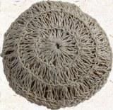 Exfoliant aux racines de vétiver/fibres de sisal