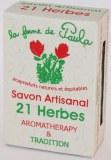 21 Herbes - Savon 75g