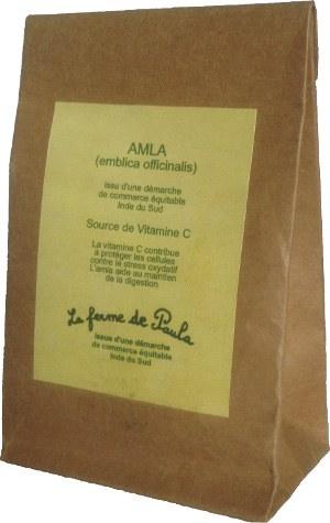 AMLA - très haute qualité, 100g de poudre ,