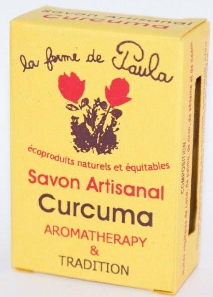 Curcuma - Savon 75g