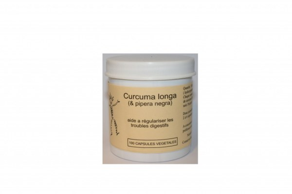 Curcuma Longa (& pipera negra),