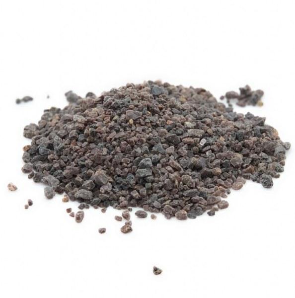 SEL NOIR ayurvédique de L'HIMALAYA, sel à l'arôme très spécial très réputé dans la haute gastronomie.