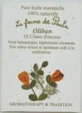 Oliban - Cônes d'encens